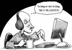 Blogging-shakespeare