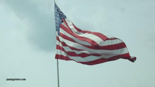 Flag geister-com