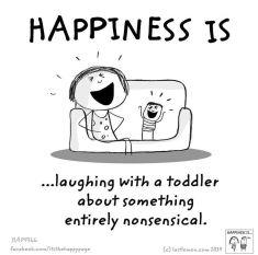 laughin w toddler