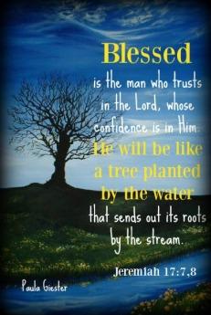 Twilight tree Jeremiah 17