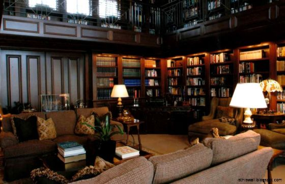 traditional-library-study